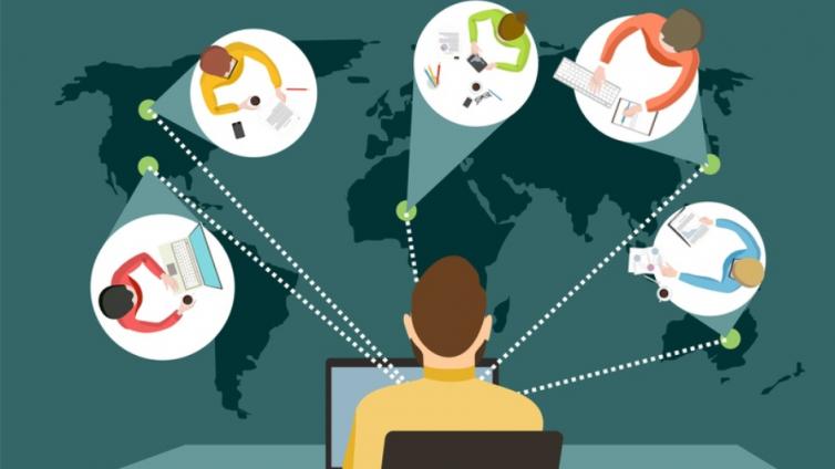 如何为分散在各地的员工开发在线培训课程?这里有6个步骤