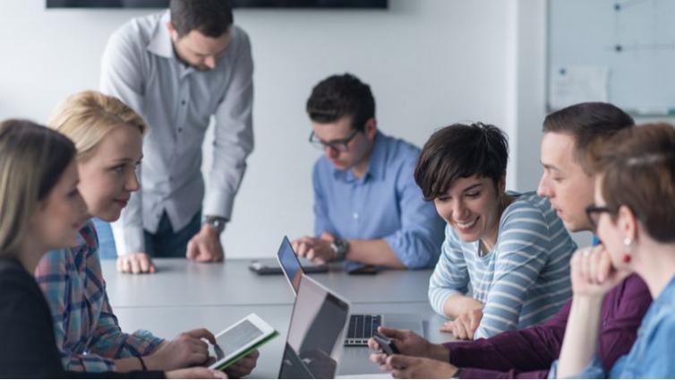 企业使用在线培训平台的4个优势