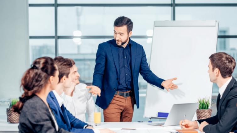 促进在线培训的5种团队管理技能